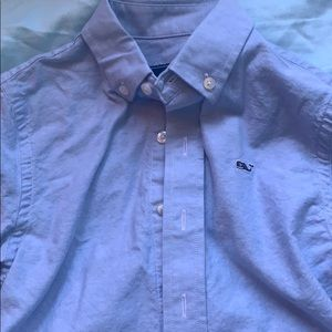 Vineyard Vines whale shirt size 5